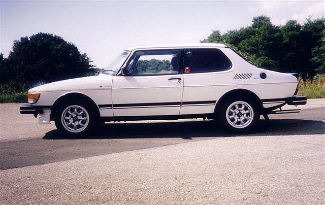 1984 Saab 99 GL